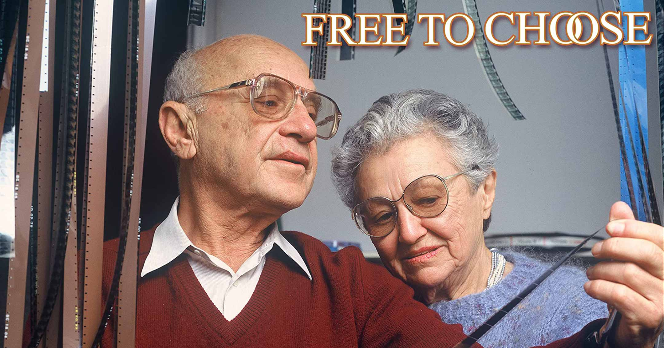 Free To Choose - Milton Friedman | Dave Tavres