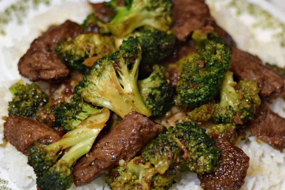 Instant Pot Beef and Broccoli | Dave Tavres